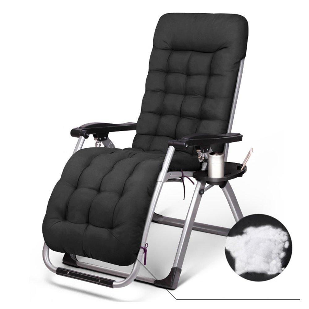 Faltbarer Plattform-Stuhl/faltende Sun-Liege/stützender Stuhl/entspannender Stuhl/Multifunktionsklappstuhl (5 Farben, zum von zu wählen) (Farbe : B)