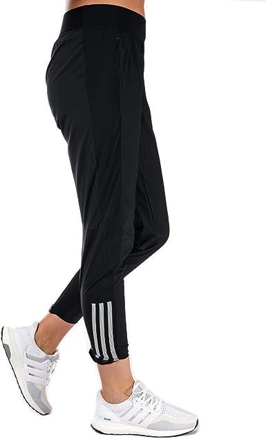 adidas Adizero Womens Track Pants - Black-XS: Amazon.es: Ropa y ...