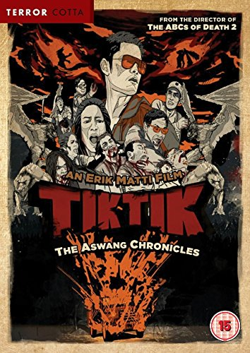 THE MONSTER CHRONICLES: TIKTIK [DVD] [UK Import]