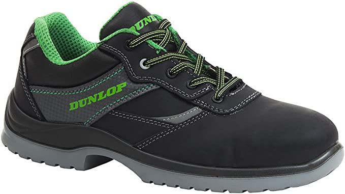 Dunlop DL0201008-39 Zapatos de protección Laboral S3 SRC, Negro, 39: Amazon.es: Industria, empresas y ciencia