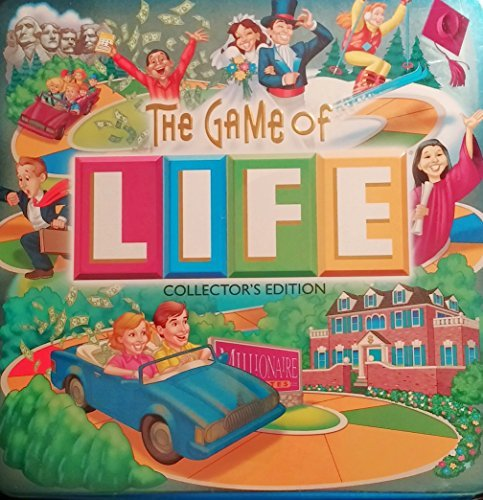(The Game of Life: Collectors Edition Tin)