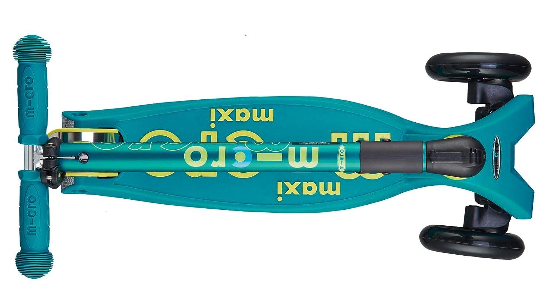 Micro Maxi Deluxe Plegable Turquesa