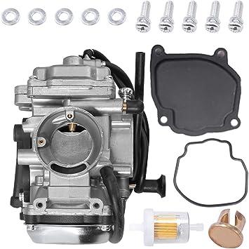 New Carburetor Set for 1999-2004 ATV Yamaha BEAR TRACKER 250 YFM250X 2WD YFM250X