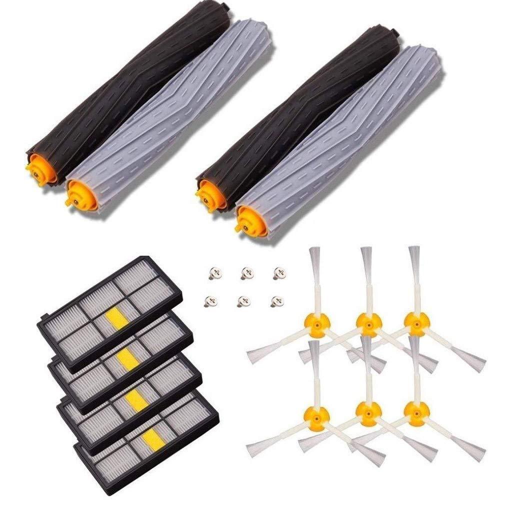 Filter Brush Kit For IRobot 800//805//850//860//861//866//870//871//885//966//980