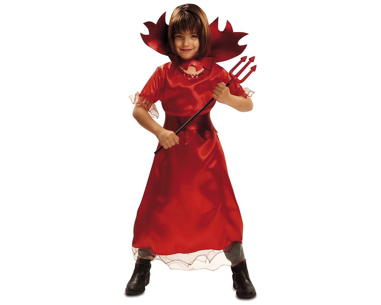 My Other Me - Disfraz de diablesa, para niños de 10-12 años ...