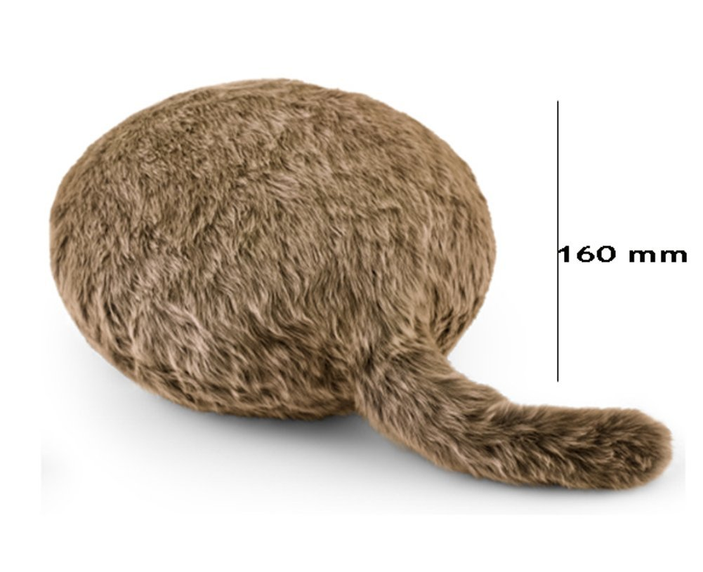Cuscino Smart Peluche Smart Touch di Cat Wiggly Tail
