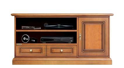 Credenza Bassa Per Soggiorno : Mobile porta tv midi vano soundbar credenza bassa per ciliegio