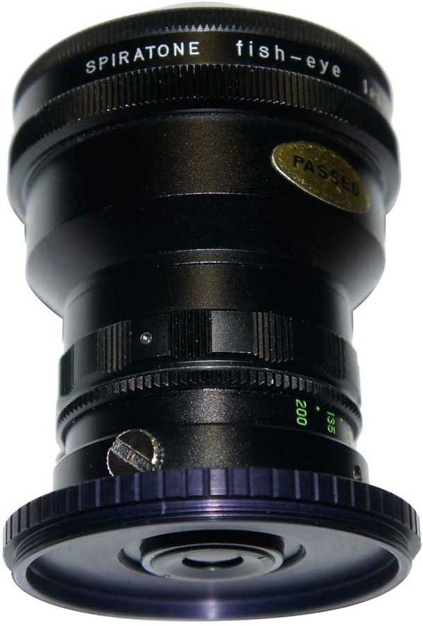 M27x0.5 Female to M58x0.75 Male Thread Adapter Spiratone