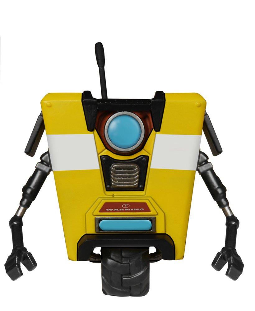 Borderlands Clap Trap Action Figure 5577 Accessory Toys /& Games Miscellaneous Funko POP Games