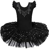 Ballet Leotards for Girls Dance Classic Dress Polka Dot Dancewear