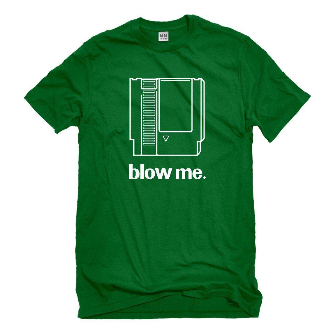Blow Me Game Cartridge Shirts