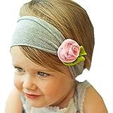 MaolankuBello Bambine infantile Bambino piccolo Fascia per capelli Arco Fiore