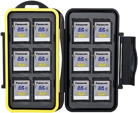 Speicherkarten Tasche Feste Schutzhülle Für Elektronik