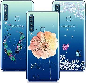 XTCASE 3X Carcasa Samsung Galaxy A9 2018 Silicona Funda ...