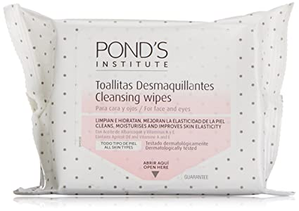 Ponds - Toallitas de cara 20 U: Amazon.es: Belleza