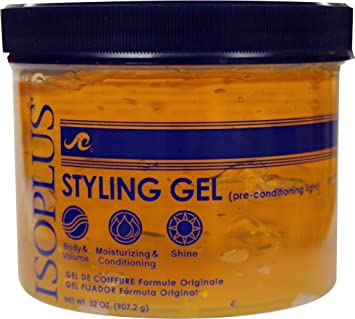 Isoplus Styling Gel (Pre-conditioning Light) 32oz by Isoplus: Amazon.es: Belleza