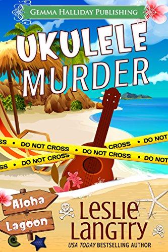 Ukulele Murder cover