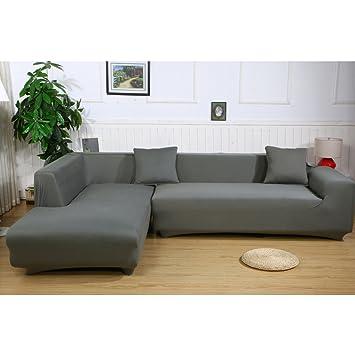 Amazon De Ele Eleoption Sofa Uberwurfe Elastische Stretch Sofa