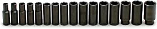 product image for Wright Tool 467 16-Piece 6-Point Deep Impact Metric Socket Set