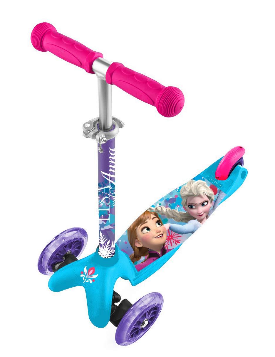 Seven P.. - Patinete de 3 Ruedas Frozen: Amazon.es: Deportes ...