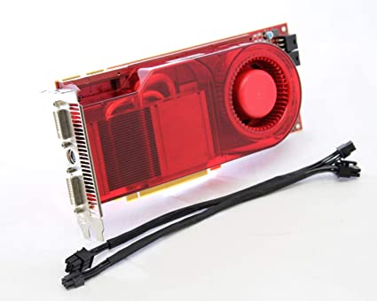 ATI Radeon HD 4870 - Tarjeta gráfica (512 MB, PCI-E, para ...