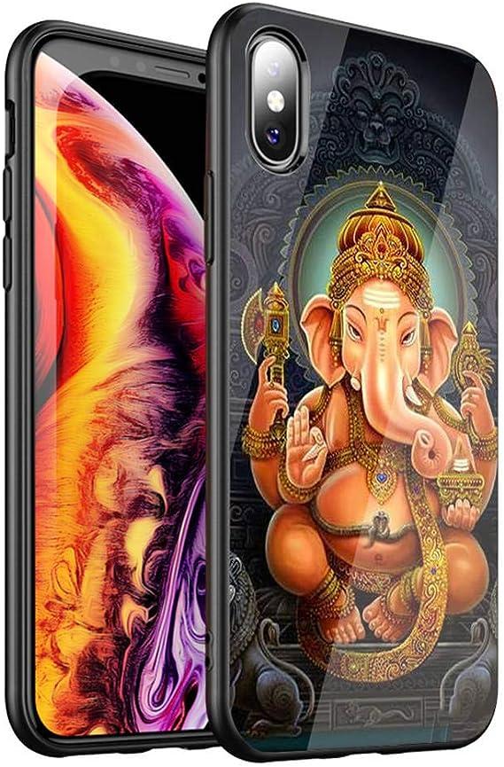 Deping DP-130 Ganesha Coque en Verre trempé pour iPhone X XS Max ...