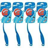 Chuckit! Canine Hardware Sport Medium Ball Launcher (12 inches) - 4 Pack