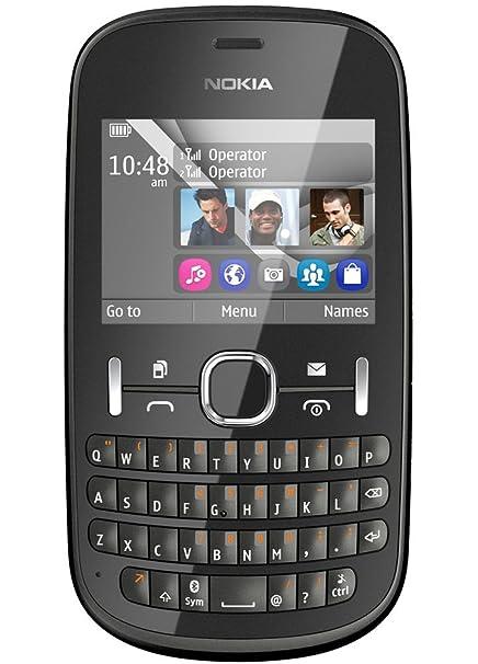 Nokia Asha 200 (Graphite)