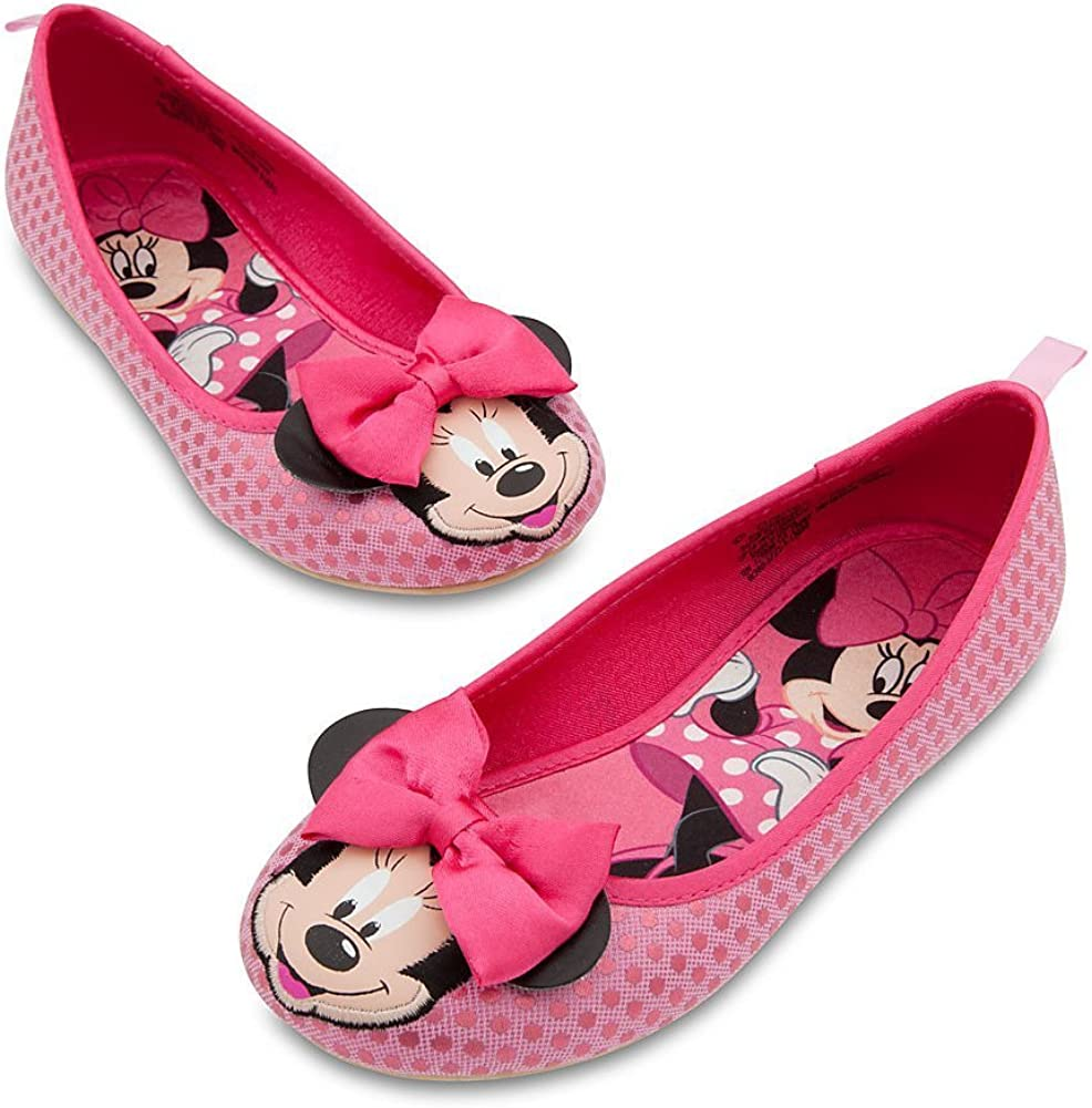 Disney Store Minnie Mouse Pink Sequin
