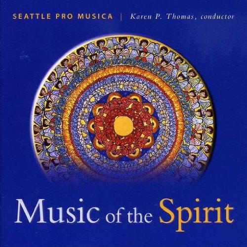 Price comparison product image Music of the Spirit