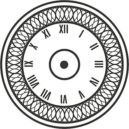 Amazon com: Beautiful Vintage Classic Analog Clock Face