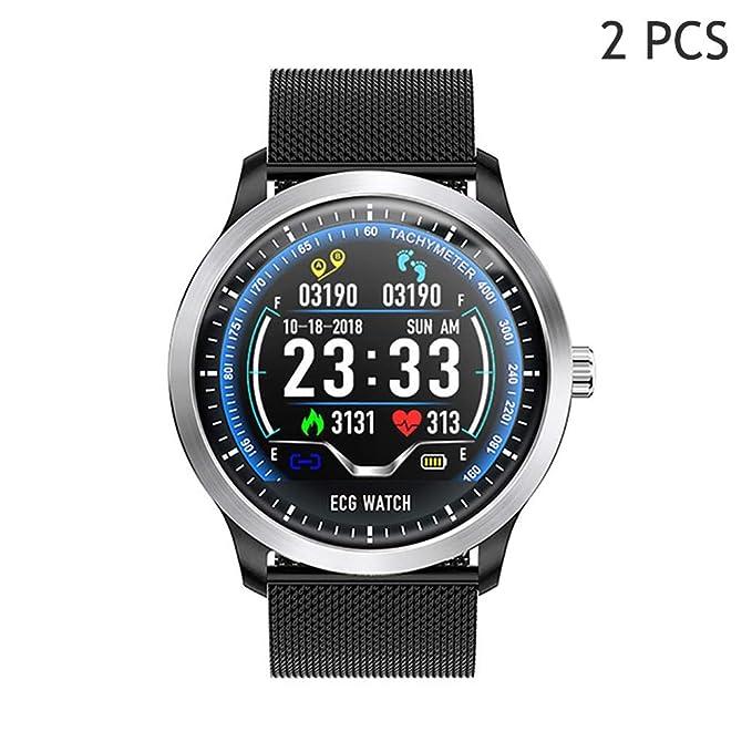 ACZZ Smart Watch, Sports Fitness Tracker with Heart Rate ...