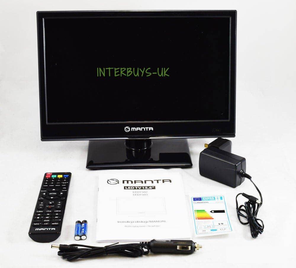 Manta LED1501 - Televisor (38,1 cm (15