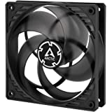 ARCTIC P12 PWM PST - 120 mm Case Fan with PWM Sharing Technology (PST), Pressure-optimised, Quiet Motor, Computer, Fan…