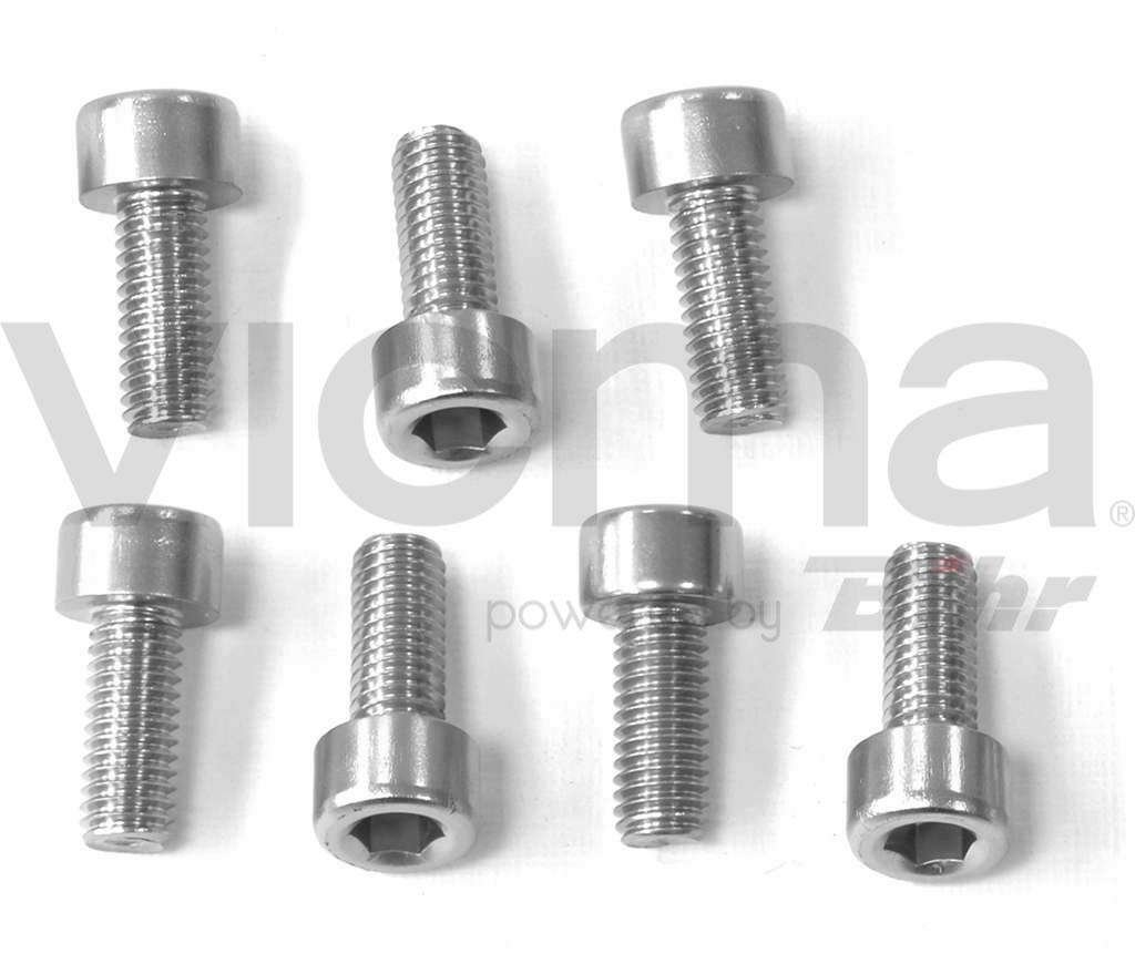 42684 Kit Tornilleria Tap/ón Dep/ósito Kawasaki Aluminio Rojo Tkawr PRO-BOLT