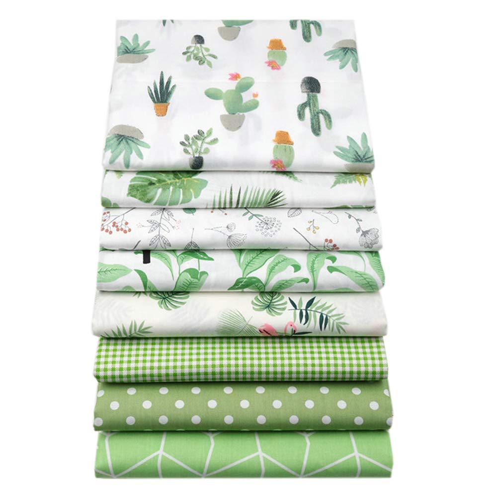 YYSZ Paquete de 8 Piezas de Tela Verde de 45,7 x 55,9 cm ...