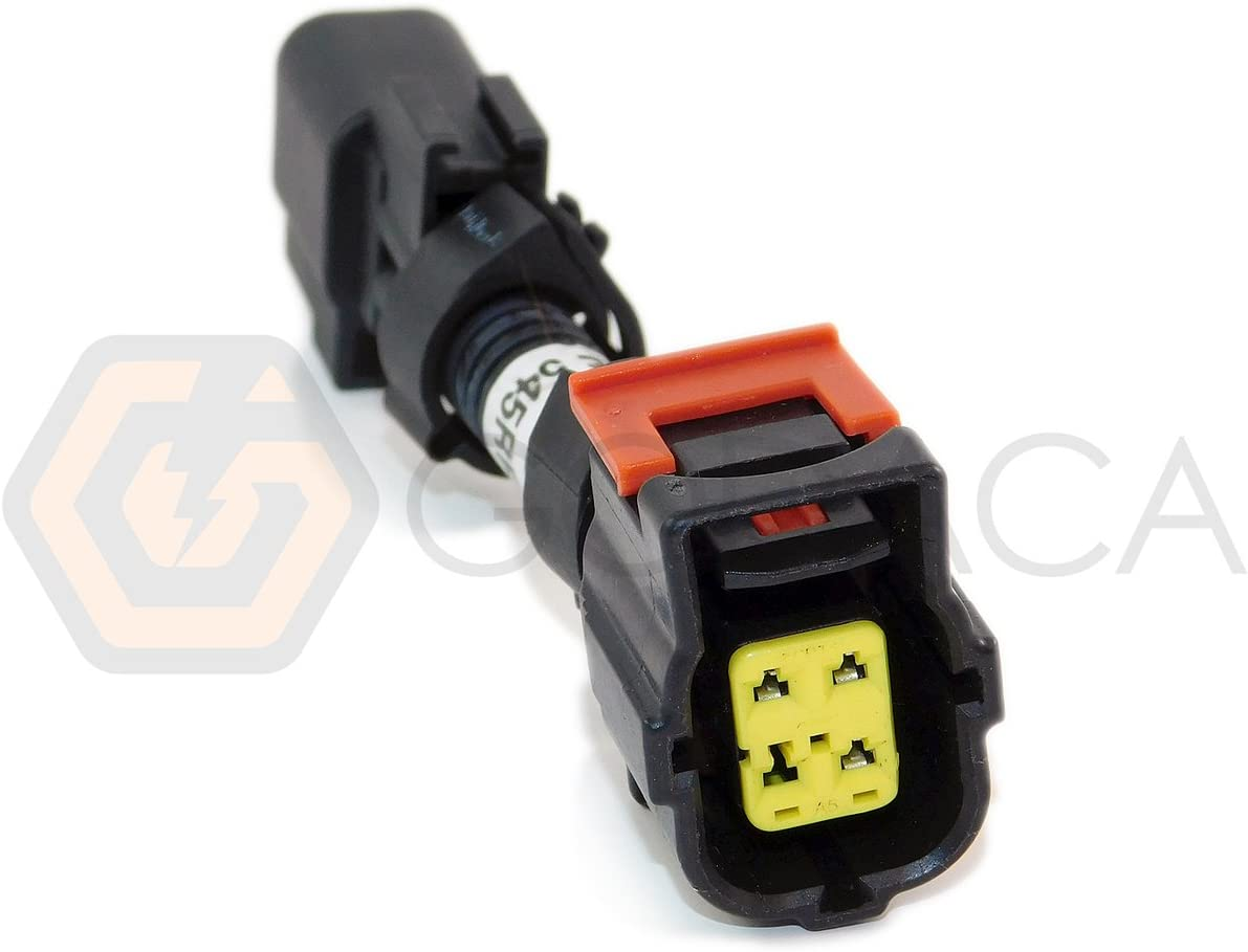 amazon.com: 1x wiring harness for dodge chrysler transmission line pressure  booster 45rfe: automotive  amazon.com