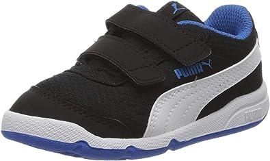 Puma Baby Stepfleex 2 Mesh Ve V Inf Sneaker: Amazon.co.uk ...