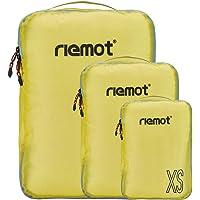 Packing Cubes de Compresión, Organizadores de Equipaje, 3