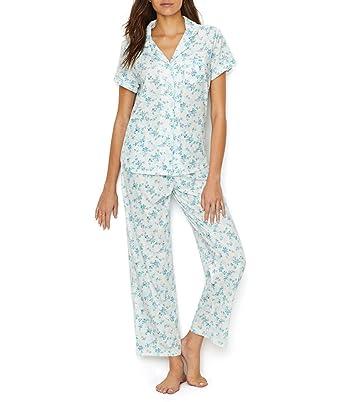 21cdbef8f79a Karen Neuburger Girlfriend Knit Pajama Set at Amazon Women s ...