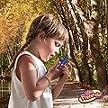Little Pretender Walkie Talkies for Kids, 2 Mile Range, 3 Channels, Built in Flash Light by Little Pretender