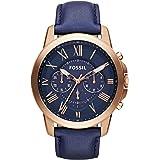 [フォッシル]FOSSIL 腕時計 ウォッチ クロノグラフ ファッション ネイビー メンズ