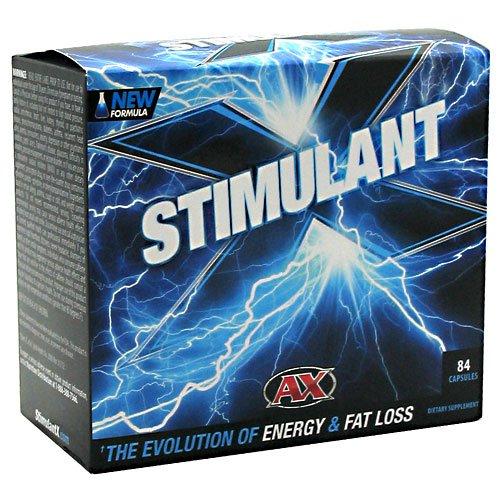 Athletic Xtreme Stimulant X 84 Capsules