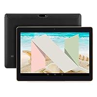 Tablet 10.1 Pulgadas,SANNUO Android 7.0 Tablets(IPS 1280*800 HD, Quad Core, 2GB + 16GB, Dual SIM, Dual Camera, GPS, Wi-Fi, 3g,OTG.)
