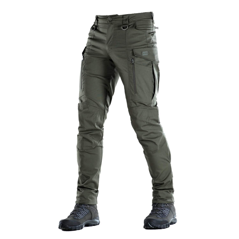 M-Tac Conquistador Flex - Tactical Pants Men - with Cargo Pockets