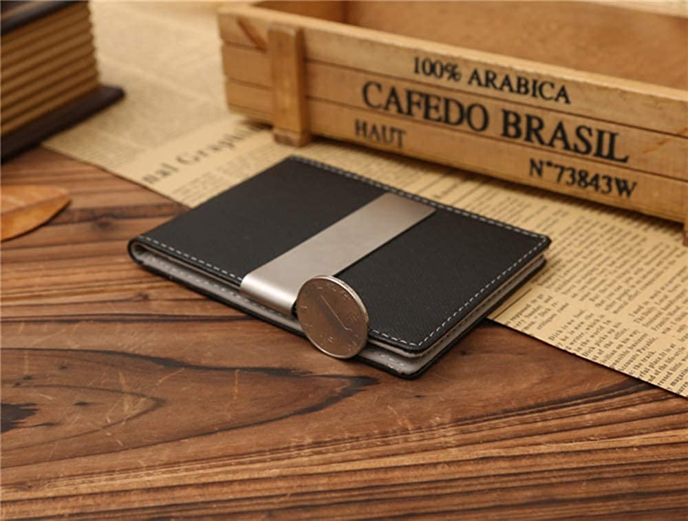 Money Clip and Credit Card Holder for Men Leather Winter Sale Euphoric