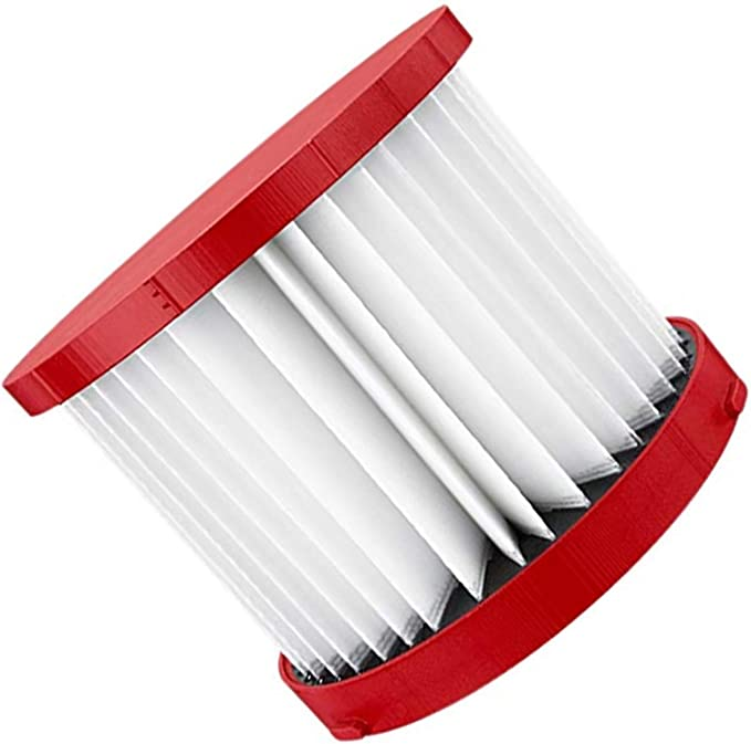 49-90-1900 Wet//Dry Filter Kit Replacement Compatible with Milwaukee Cordless Vacuum Pack of 2