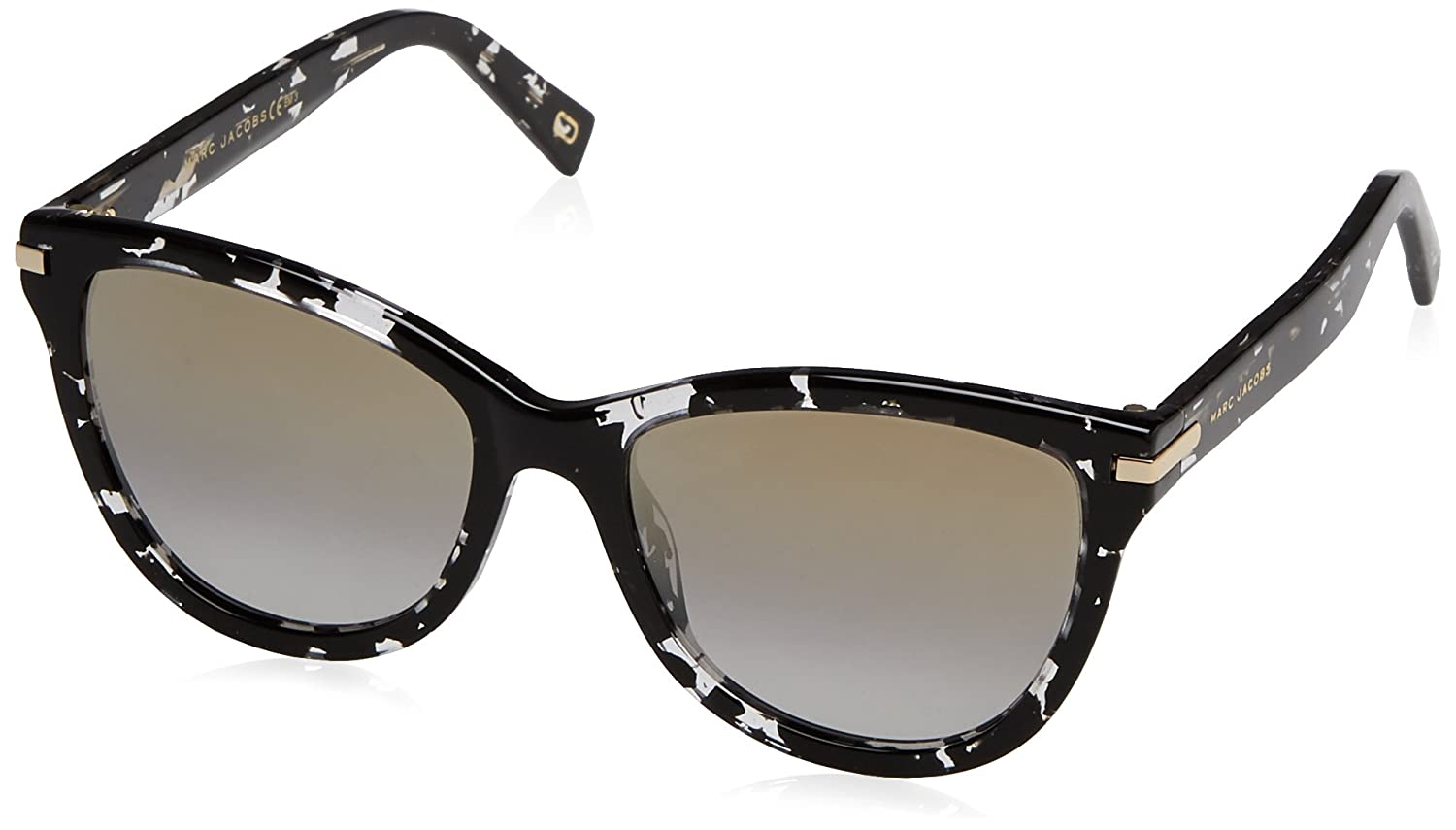 Amazon.com: Marc Jacobs Womens Marc187s Cateye Sunglasses ...