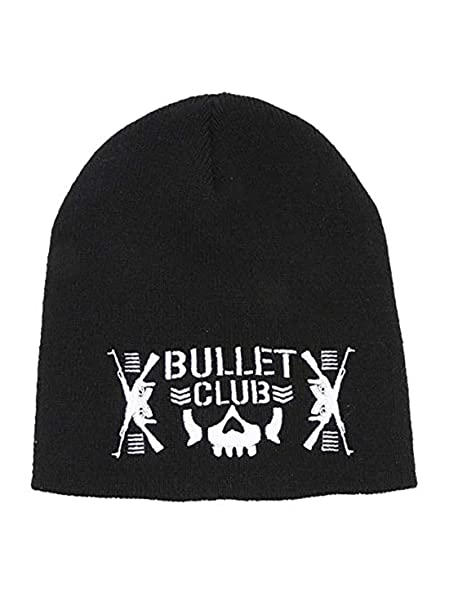 4d0e0733613 Japanese Japan Pro-Wrestling Bullet Club Logo Beanie  Winter Hat Found at Hot  Topic. Roll over image to zoom in. TV Movie Fashion