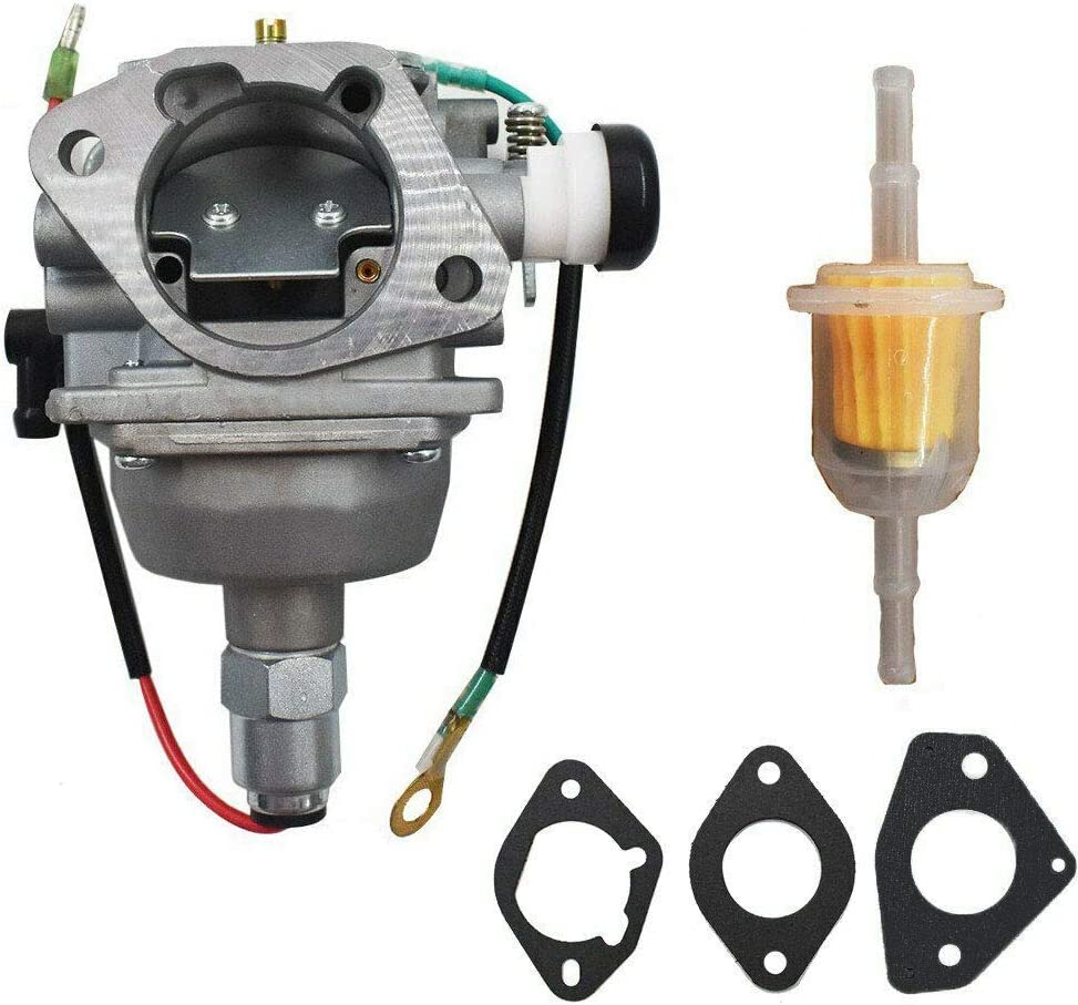 Carburetor Carb Kit for Kohler 22 23 24 25 26 27 HP Motor Courage SV720 SV725 SV710 SV715 SV730 SV735 SV740 SV810 SV820 SV830 SV840 Replace 32 853 12-S 32-853-08 32-853-06 32-853-04 32-853-08-S